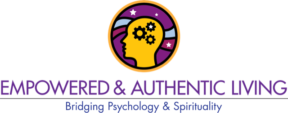 Empowered and authentic living Logo